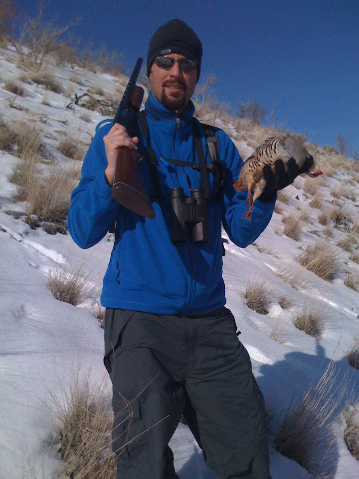My First Chukar